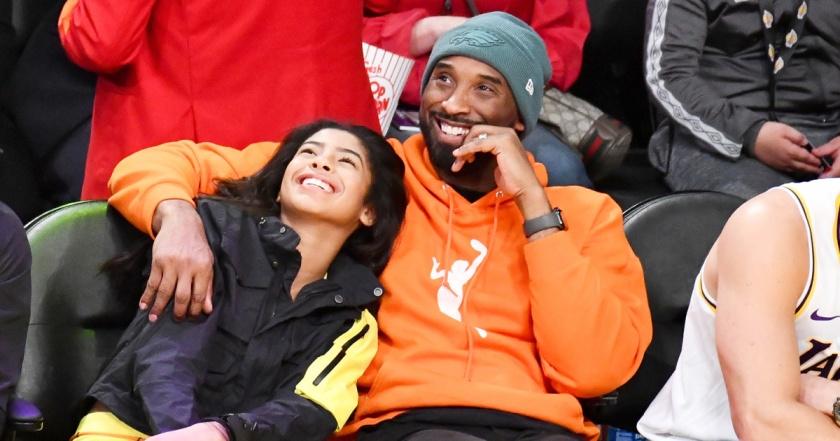 BESTPIX - Celebrities At The Los Angeles Lakers Game